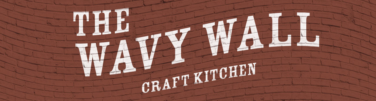 Wavy Wall Craft Kitchen