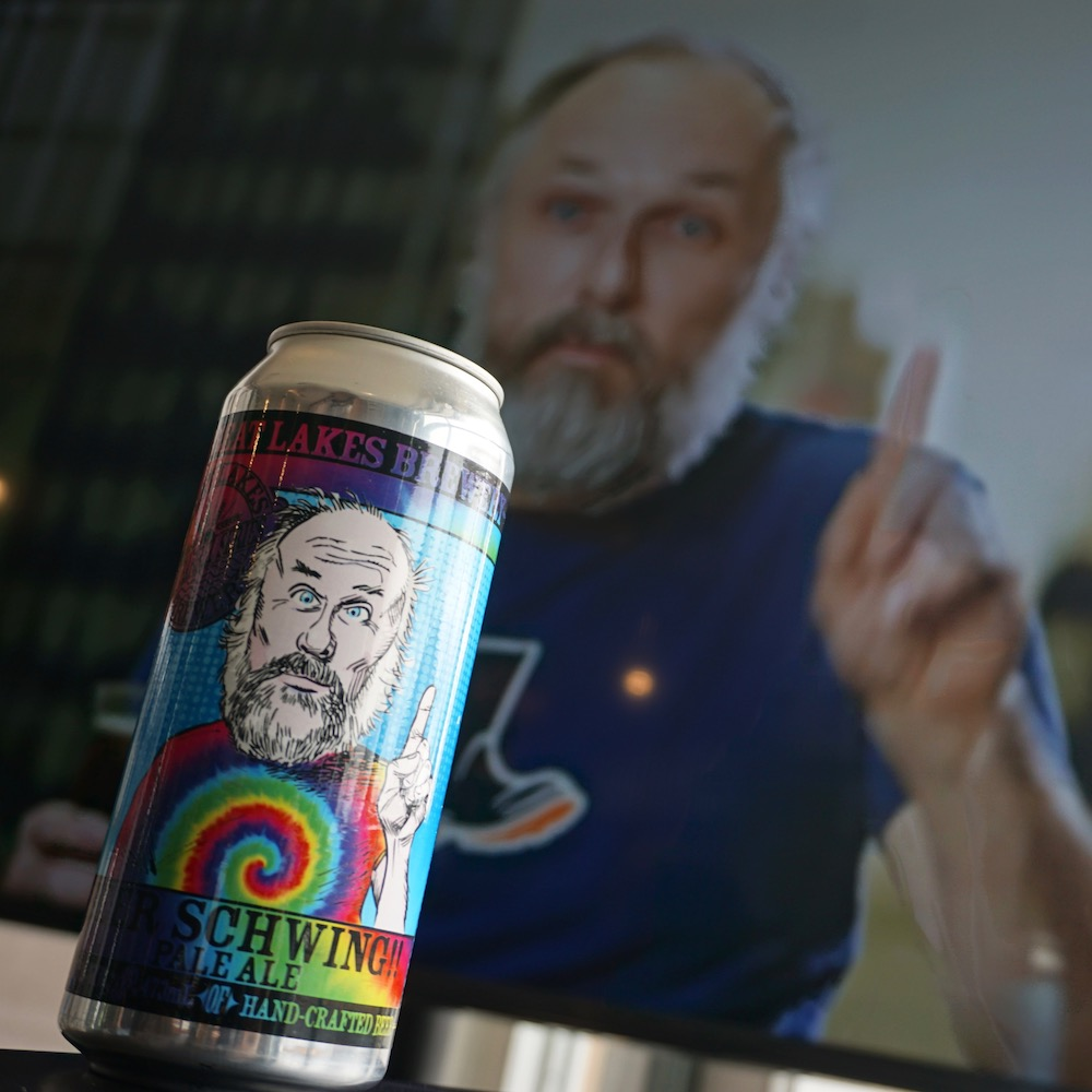 Beer Schwing - Website
