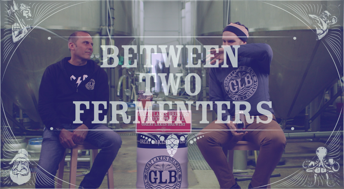 Between 2 Fermenters - Title Card - peter bulut