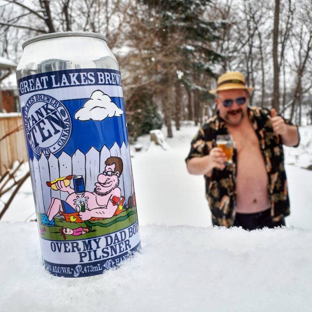 Drunk Polkaroo - Dad Body
