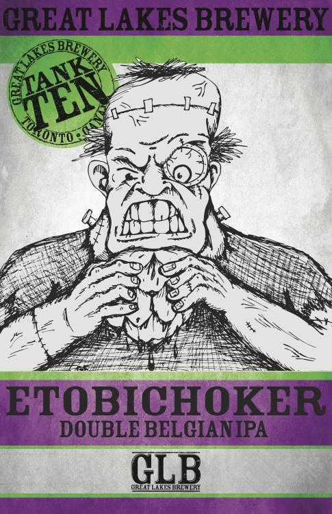 Etobichoker Belgian IPA