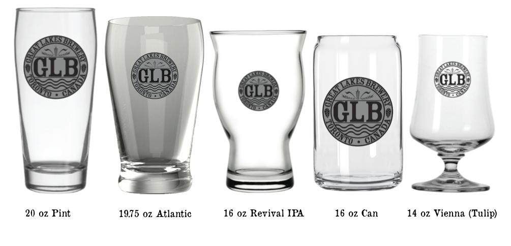 GLB Glassware