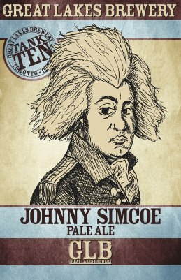 Johnny Simcoe Pale Ale