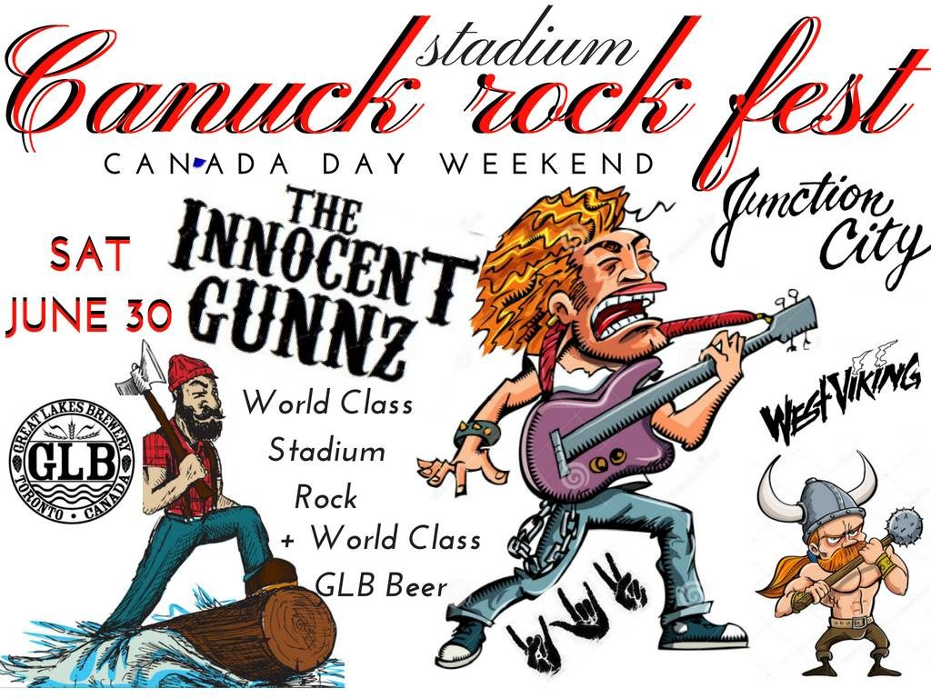 Junction City Music Hall - Canuck