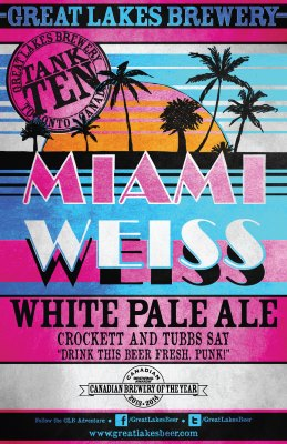 Miami Weiss White Pale Ale