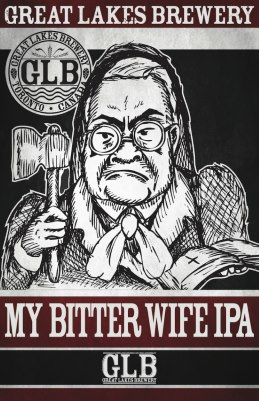 My Bitter Wife IPA