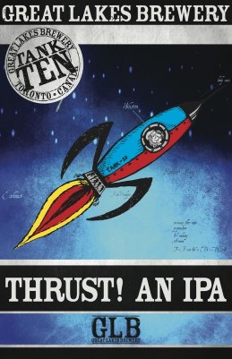 Thrust! An IPA