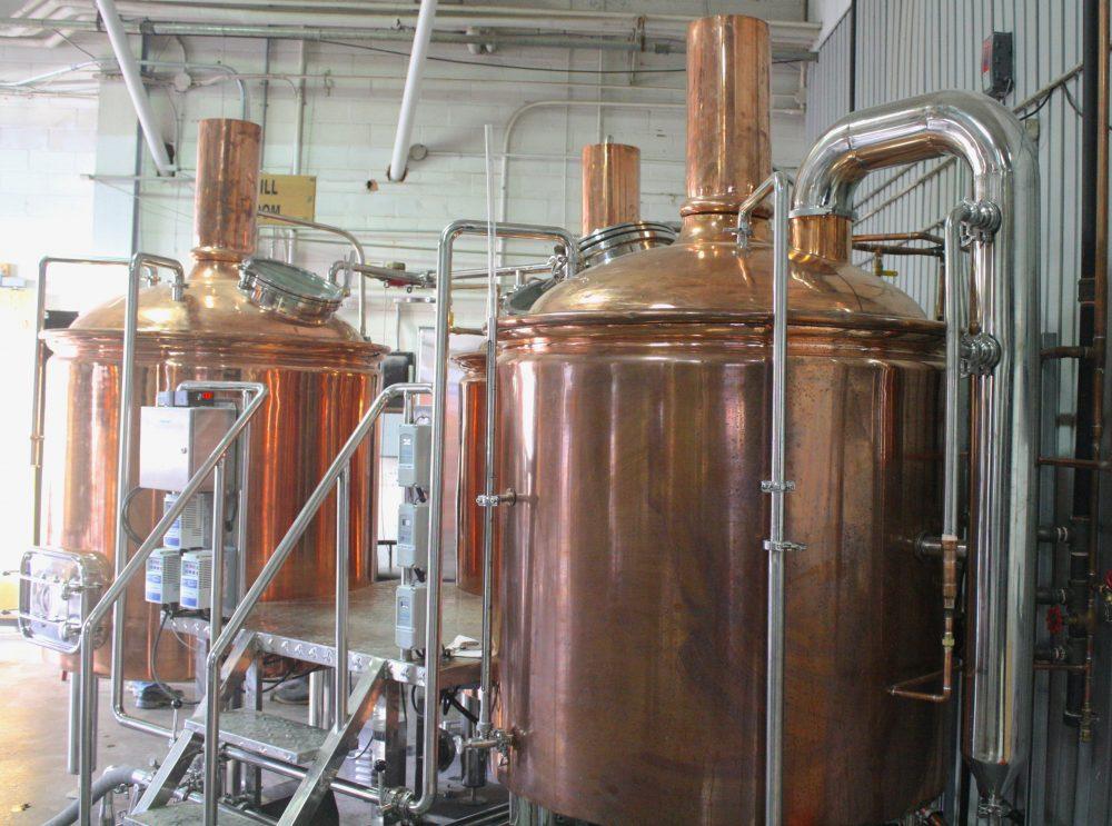 copper kettles
