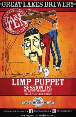 Limp Puppet